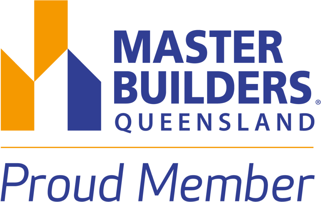 master builders queensland proud member