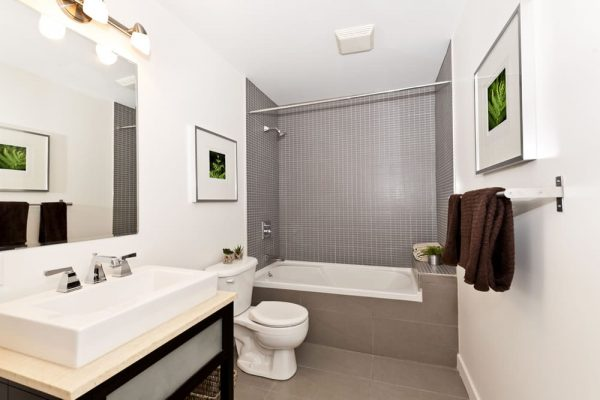 Small bathroom design brisbane
